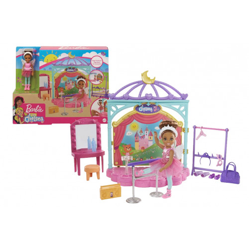 Barbie Chelsea Balletto Playset
