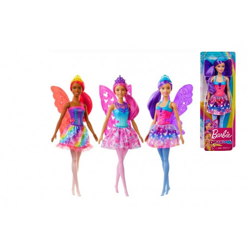 Barbie Fatine Dreamtopia 3 assortite