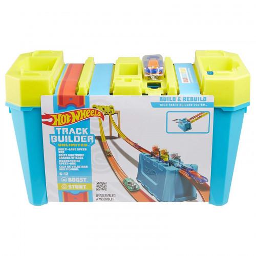 Hot Wheels Track Builder Box Piste