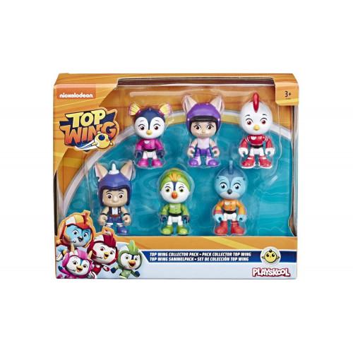 Top Wing personaggi set 6 pz
