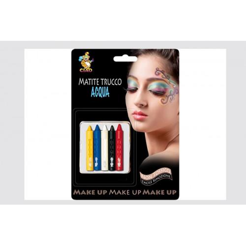 Set 5 matite make up all'acqua