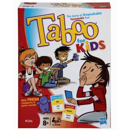 Taboo Junior gioco