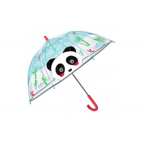 Ombrello manuale panda 42cm coolkids