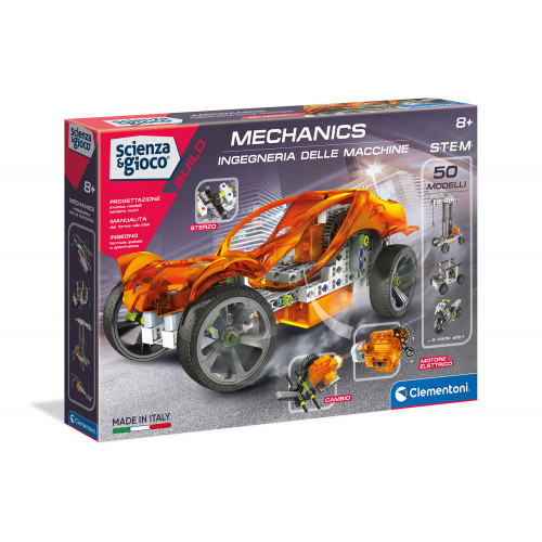 Mechanics Ingegneria delle Macchine Scie