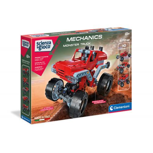 Mechanics Monster Truch ScienzaeGioco
