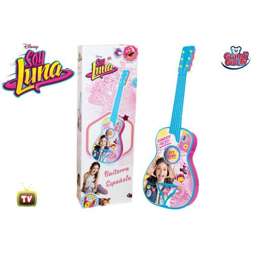Soy Luna chitarra classica