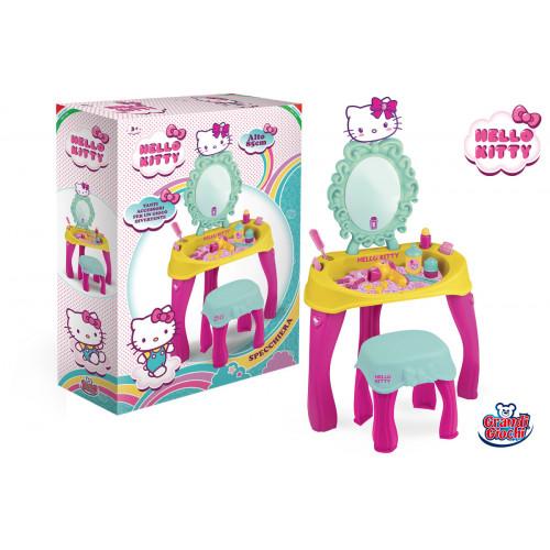 Hello Kitty specchiera con sgabello Grandi Giochi