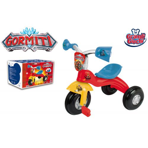 Triciclo baby brum Gormiti
