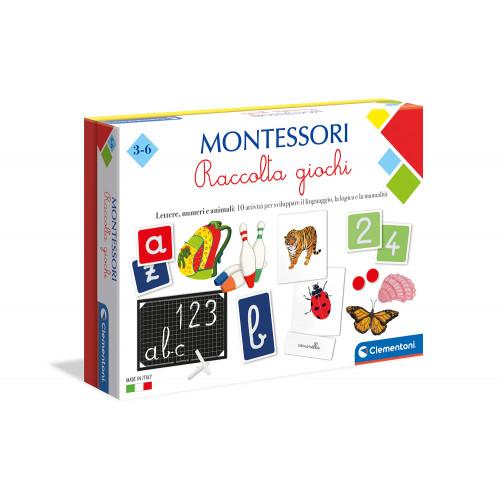 Montessori Raccolta giochi