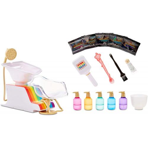 Rainbow High Salone Acconciature playset