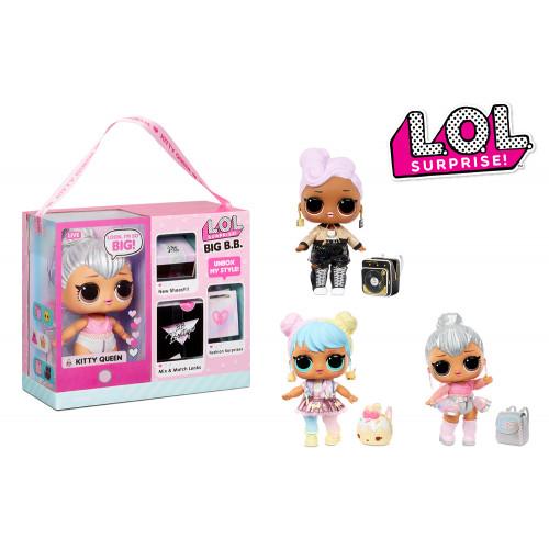LOL Surprise Big B.B. Doll