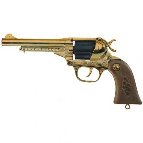 Pistola giocattolo Western Nevada Oro 12 colpi