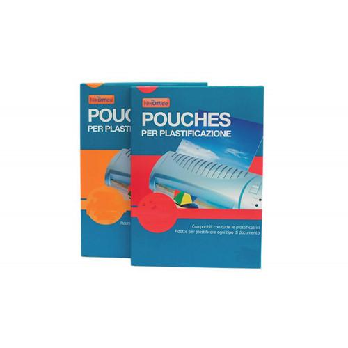 Pouches a3 125 micron per plastificatrice cf.100
