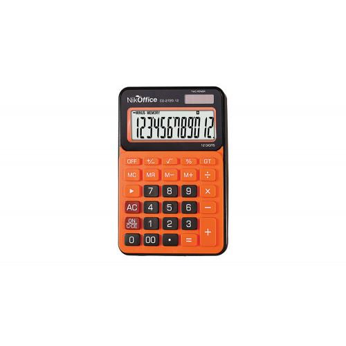 Calcolatrice da tavolo CD-2720-12