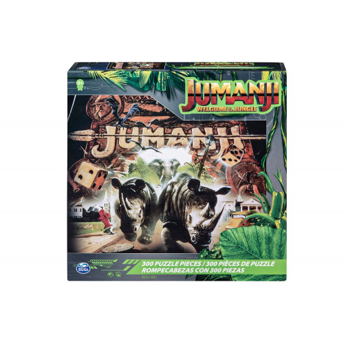 Jumanji puzzle 300 pz