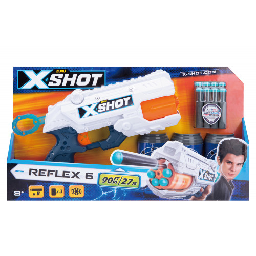 X-Shot Excel Reflex 6 dardi
