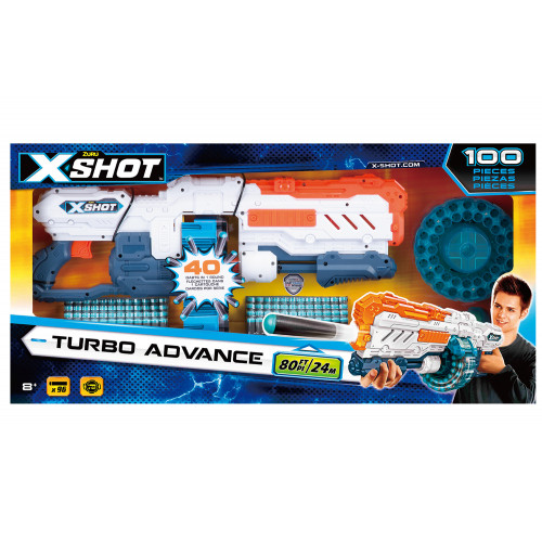 X-Shot Excel Turbo Advance 96 Dardi