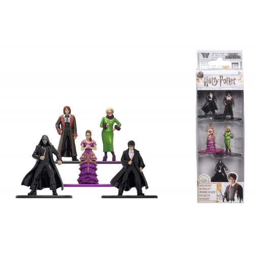 Harry Potter Pack 5 personaggi ass.1