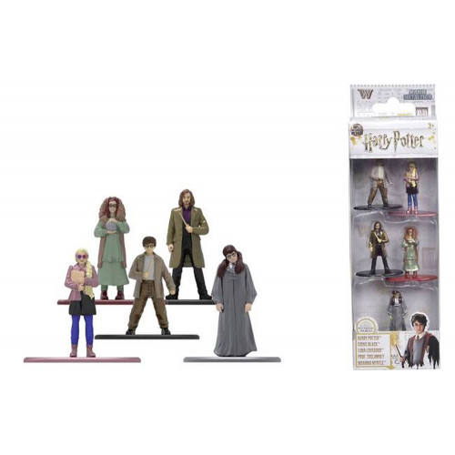 Harry Potter Pack 5 personaggi ass.2