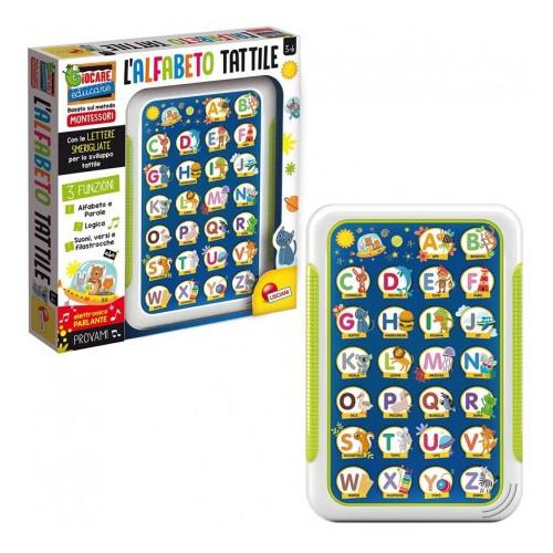 Montessori Alfabeto Tattile Elettronico