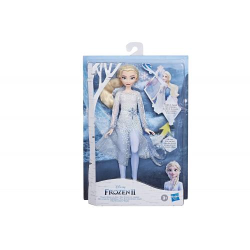 Frozen 2 Elsa Magic Discovery