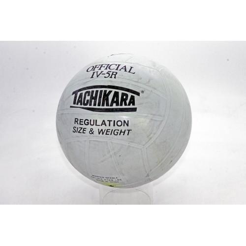 Pallone Volley Gomma IV5R Sgonfio