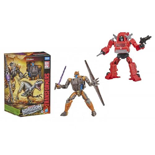 Transformers Kingdom War Cybertron Voyager