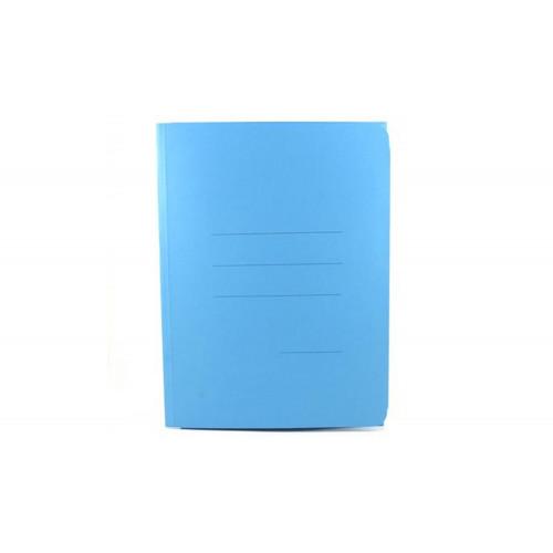 cartelline 3 lembi azzurre cf 25