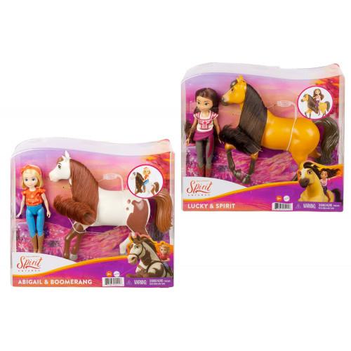 Spirit Cavalli e Bambola