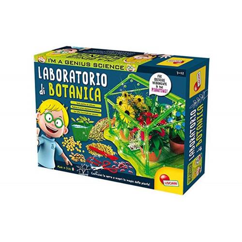 I'M a Genius Laboratorio Botanica