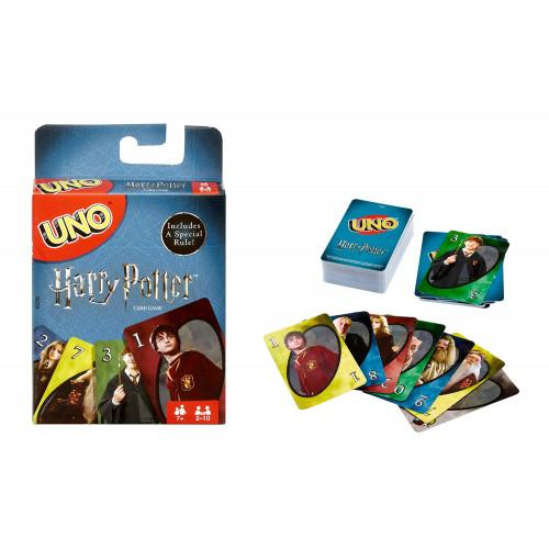 Uno Harry Potter gioco di carte