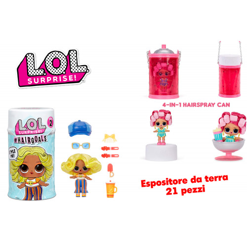 Lol Surprise Hairgoals 2.0 expo21