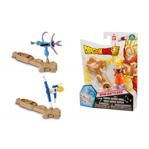 Dragonball Personaggi Spin Battlers