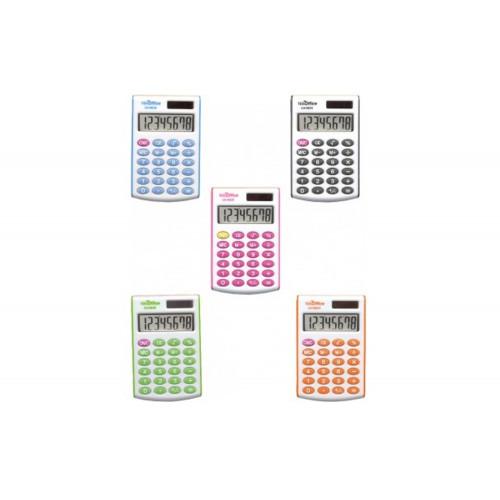 Calcolatrice nik ch-982 8 cifre bls
