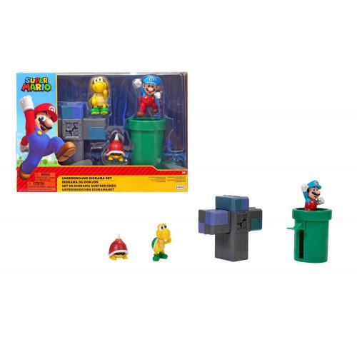 Super Mario Underground Diorama
