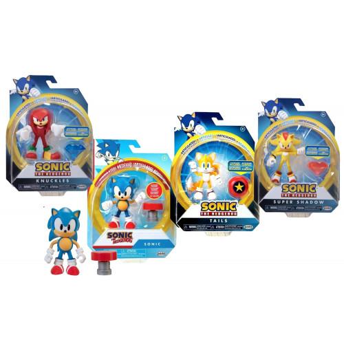 Sonic personaggi 10 cm e acces. wave 4