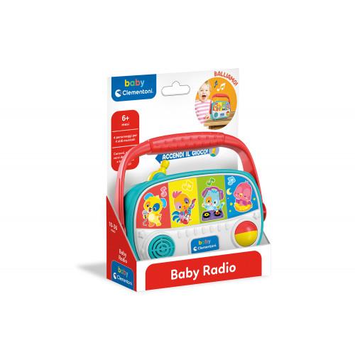 Baby Radio Baby Clementoni