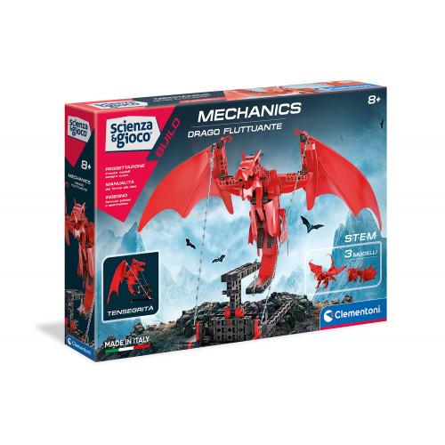 Mechanics Drago Fluttuante ScienzaeGioc