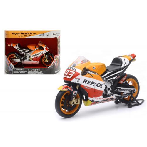 Moto Repsol Honda RC213V Marquez 1:12