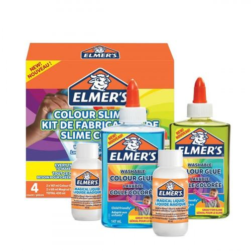 Elmer's translu slime kit