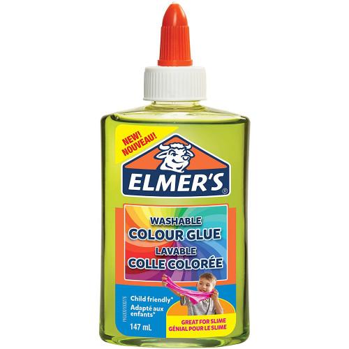 Elmer's Colla Liquida Translucida Verde 147ml
