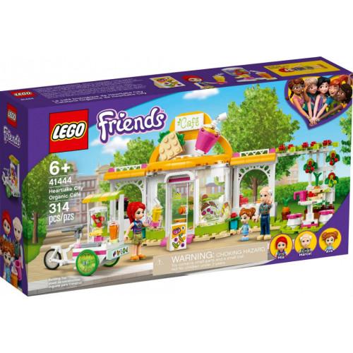 Lego Friends Il caffe' Biologico di Heartlake