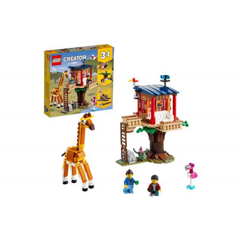 Lego Creator Casa sull'albero del safari
