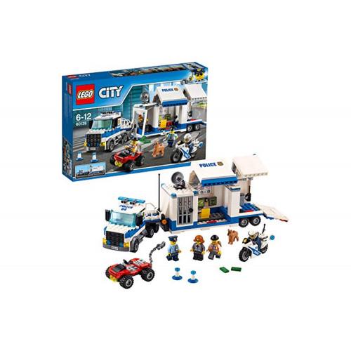 Lego City Centro Comando Mobile