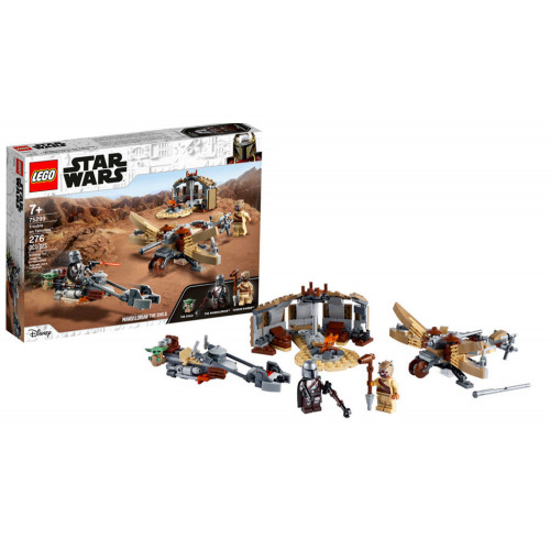 Lego Star Wars Allarme su Tatooine