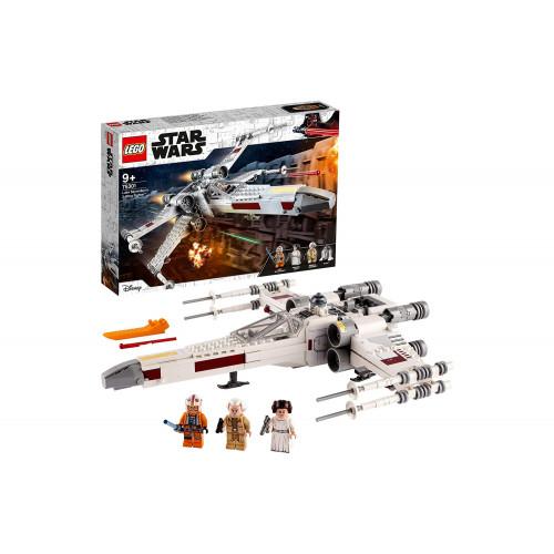 Lego Star Wars X-Wing Fighter di Luke Skywalker