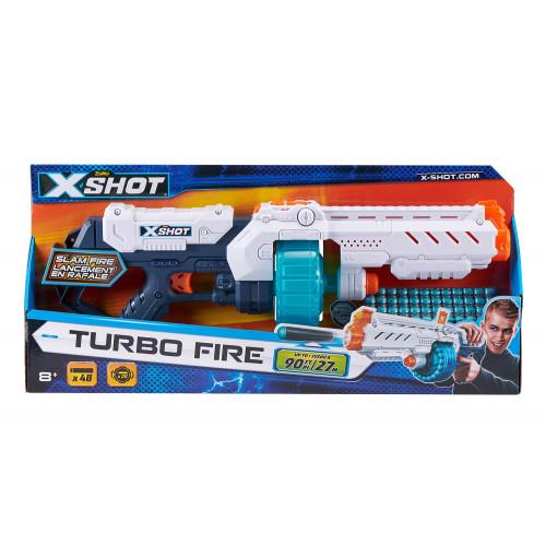 X-Shot Excel Turbo Fire 48 dardi
