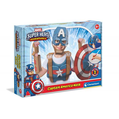 Super Hero Maschera Capitan America