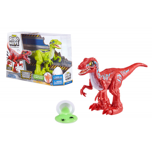 Robo Alive Robotic Dino Raptor