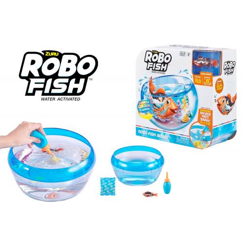 Robo Alive Robotic Robo Fish e Acquario